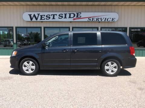 2013 Dodge Grand Caravan for sale at West Side Service in Auburndale WI