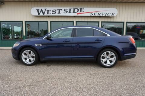 2011 Ford Taurus for sale at West Side Service in Auburndale WI