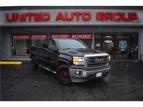 2014 GMC Sierra 1500 for sale at United Auto Group in Putnam CT