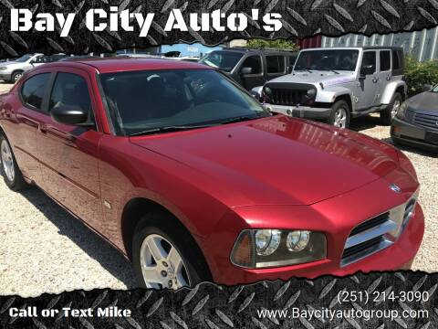 2006 Dodge Charger for sale at Bay City Auto's in Mobile AL