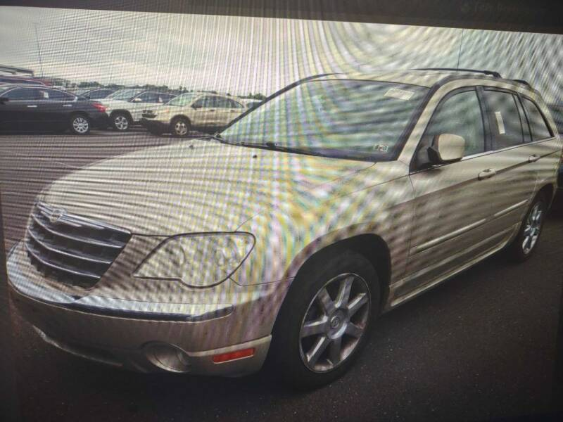 2007 Chrysler Pacifica for sale at Brick City Affordable Cars in Newark NJ