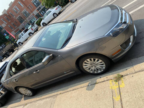 2011 Ford Fusion Hybrid for sale at Buy A Car in Chicago IL