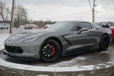 2016 Chevrolet Corvette for sale at Platinum Motors LLC in Heath OH