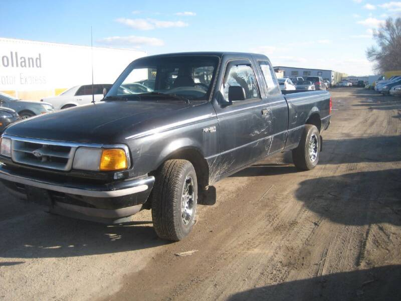 1995 Ford Ranger for sale at CARZ R US 1 in Armington IL