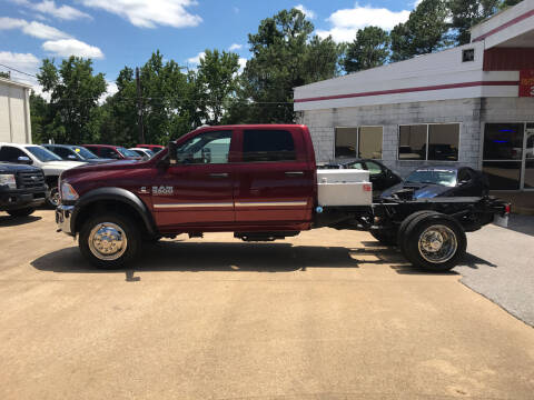 2018 RAM Ram Chassis 5500 for sale at Northwood Auto Sales in Northport AL