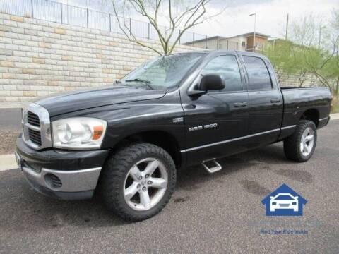 2007 Dodge Ram Pickup 1500 for sale at MyAutoJack.com @ Auto House in Tempe AZ