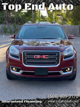 2015 GMC Acadia for sale at Top End Auto in North Atteboro MA