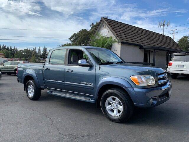 2006 Toyota Tundra for sale at Three Bridges Auto Sales in Fair Oaks CA