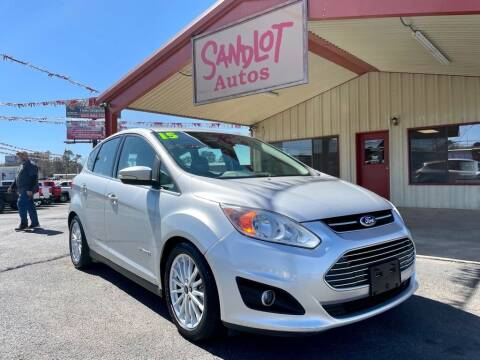 2015 Ford C-MAX Hybrid for sale at Sandlot Autos in Tyler TX