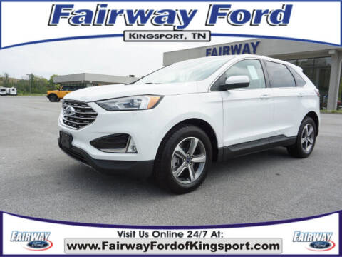 2021 Ford Edge for sale at Fairway Ford in Kingsport TN