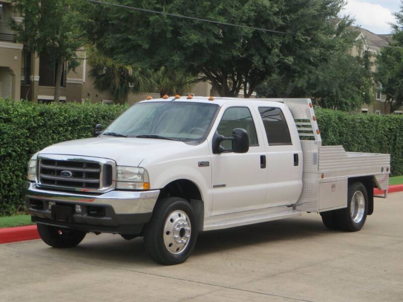 2002 Ford F-450 Super Duty for sale at RBP Automotive Inc. in Houston TX