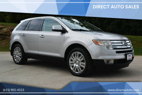 2009 Ford Edge for sale at Direct Auto Sales in Franklin TN