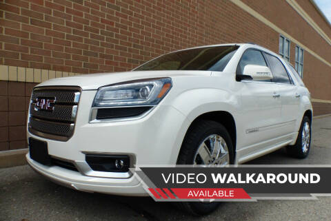 2014 GMC Acadia for sale at Macomb Automotive Group in New Haven MI