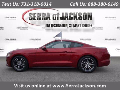 2017 Ford Mustang for sale at Serra Of Jackson in Jackson TN