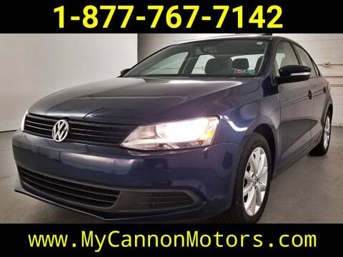 2011 Volkswagen Jetta for sale at Cannon Motors in Silverdale PA