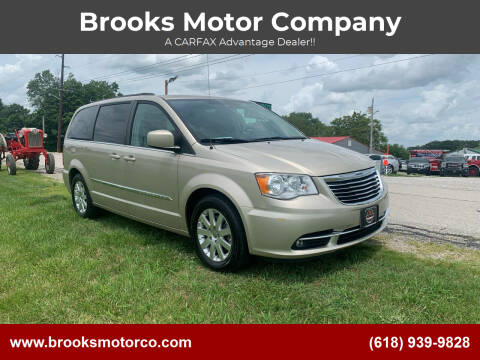 2015 Chrysler Town and Country for sale at Brooks Motor Company in Columbia IL
