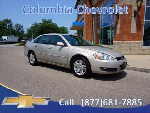 2008 Chevrolet Impala for sale at COLUMBIA CHEVROLET in Cincinnati OH