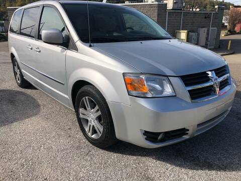 2010 Dodge Grand Caravan for sale at Edens Auto Ranch in Bellaire OH