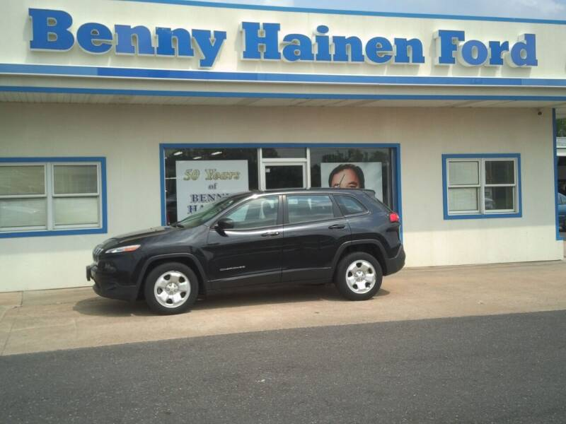 2015 Jeep Cherokee for sale in Tipton, MO