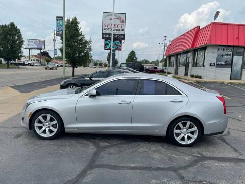 2013 Cadillac ATS for sale at Select Auto Group in Wyoming MI