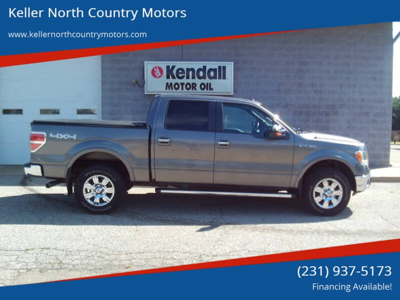 2012 Ford F-150 for sale at Keller North Country Motors in Howard City MI