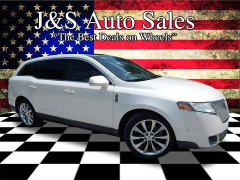 2010 Lincoln MKT for sale at J & S Auto Sales in Clarksville TN