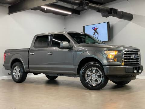 2015 Ford F-150 for sale at TX Auto Group in Houston TX