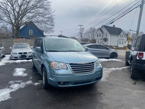 2010 Chrysler Town and Country for sale at Auto Gallery in Taunton MA