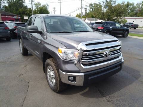 2016 Toyota Tundra for sale at RS Motors in Falconer NY