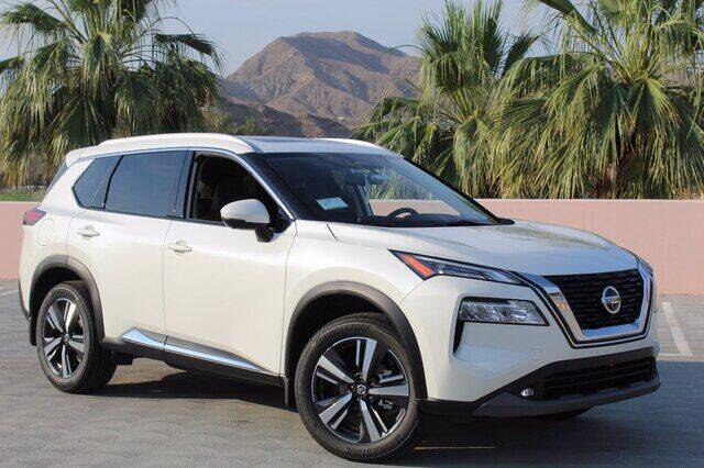 2021 Nissan Rogue for sale in Cathedral City, CA