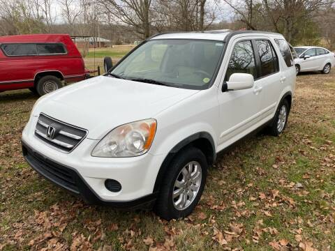 2006 Honda CR-V for sale at Olney Auto Sales in Williford AR
