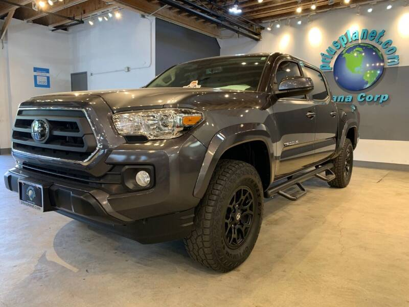 2020 Toyota Tacoma for sale at PRIUS PLANET in Laguna Hills CA