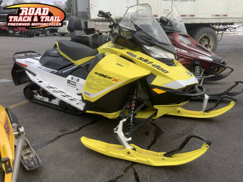 2017 Ski-Doo MXZ® X® ROTAX®  for sale at Road Track and Trail in Big Bend WI