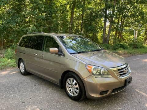 2008 Honda Odyssey for sale at Garber Motors in Midlothian VA