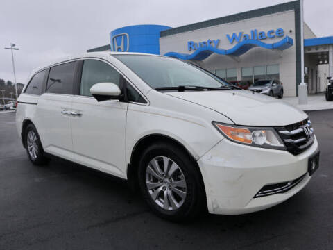 2014 Honda Odyssey for sale at RUSTY WALLACE HONDA in Knoxville TN