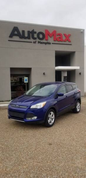 2014 Ford Escape for sale at AutoMax of Memphis - Darrell James in Memphis TN