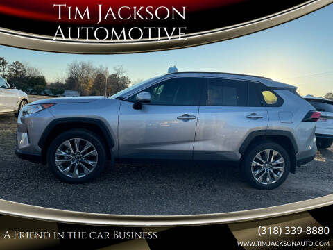 2019 Toyota RAV4 for sale at Tim Jackson Automotive in Jonesville LA