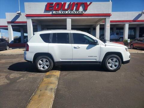 2015 Jeep Compass for sale at EQUITY AUTO CENTER in Phoenix AZ
