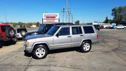 2001 Jeep Cherokee for sale at Downing Auto Sales in Des Moines IA