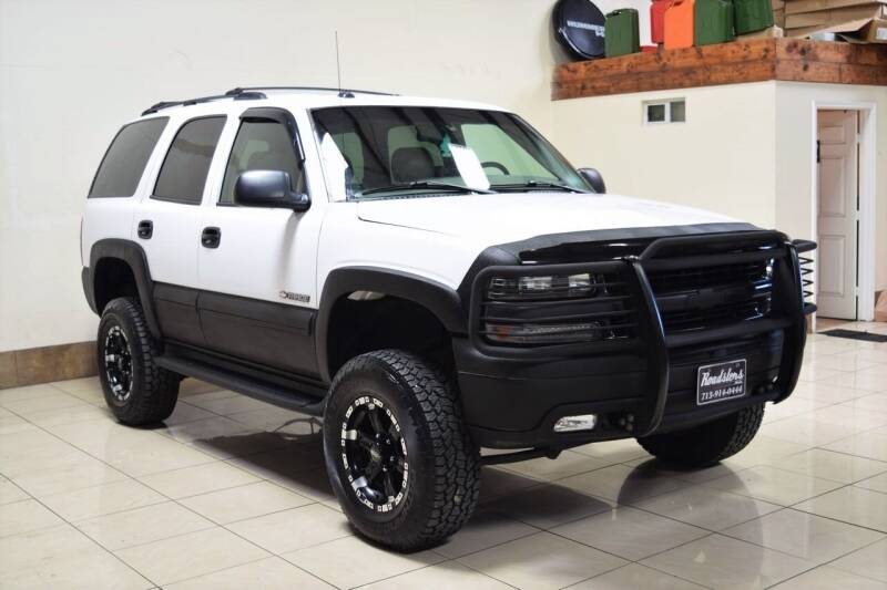 2003 Chevrolet Tahoe LT 4dr SUV - Houston TX