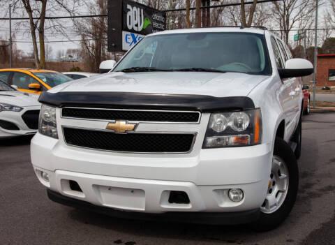 2011 Chevrolet Suburban for sale at EXCLUSIVE MOTORS in Virginia Beach VA
