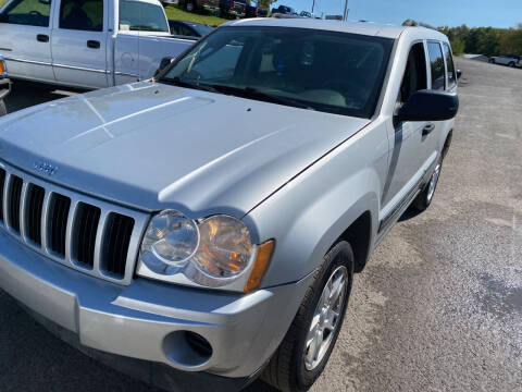 2006 Jeep Grand Cherokee for sale at Ball Pre-owned Auto in Terra Alta WV