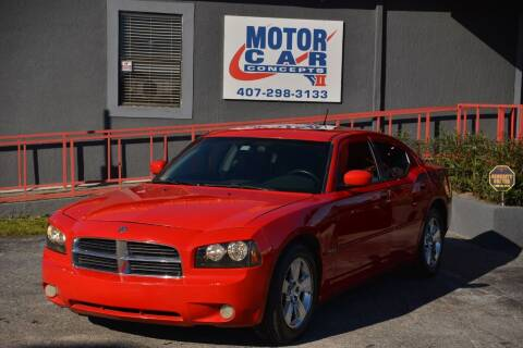 2008 Dodge Charger for sale at Motor Car Concepts II - Colonial Location in Orlando FL