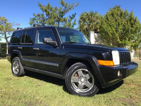 2006 Jeep Commander for sale at Kaler Auto Sales in Wilton Manors FL