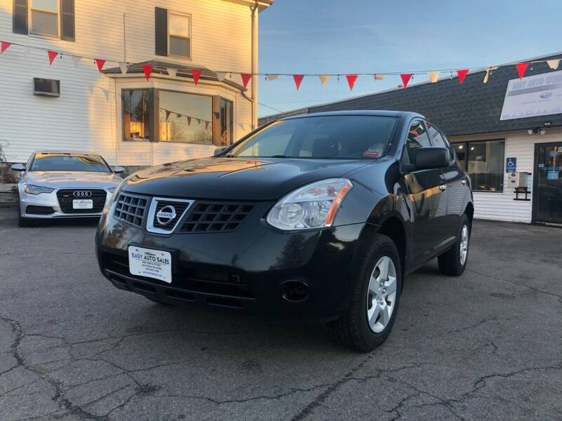 2010 Nissan Rogue for sale at Easy Autoworks & Sales in Whitman MA