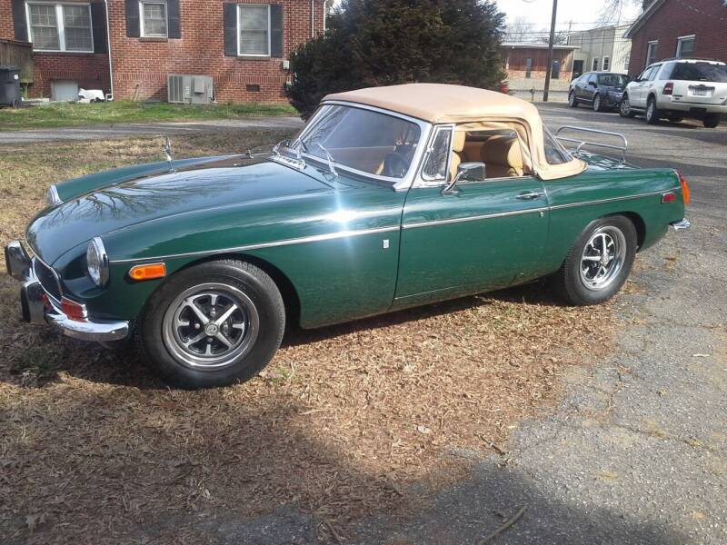 1971 MG B for sale at Lister Motorsports in Troutman NC
