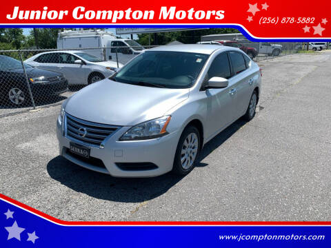 2013 Nissan Sentra for sale at Junior Compton Motors in Albertville AL