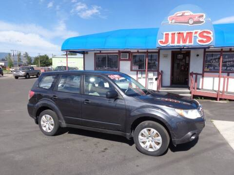 2009 Subaru Forester for sale at Jim's Cars by Priced-Rite Auto Sales in Missoula MT