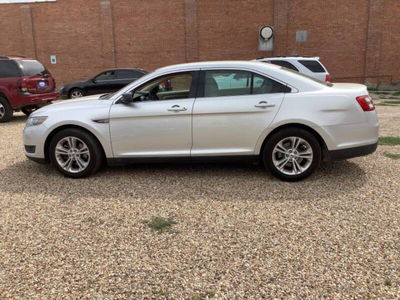 2015 Ford Taurus for sale at Paris Fisher Auto Sales Inc. in Chadron NE