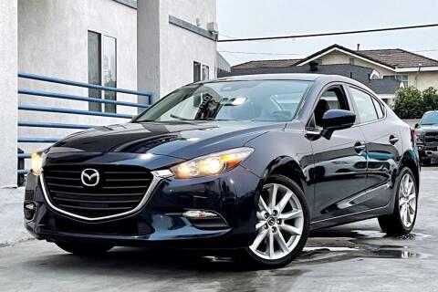 2017 Mazda MAZDA3 for sale at Fastrack Auto Inc in Rosemead CA